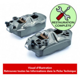 REFECTION ETRIER DE FREIN ARRIERE - 1 PISTON
